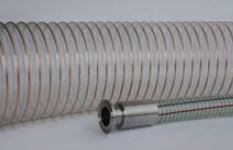 PUR suction pipe
