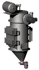 Integrated Dust Collector