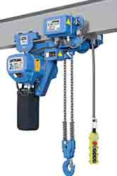 Integrated Electric Hoist